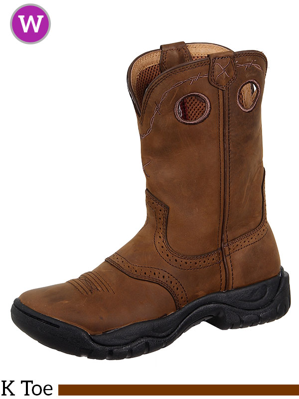 Twisted X Women S 9 Quot All Around K Toe Boot Distressed