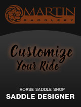 Use our saddle configuration tool to design your own Martin saddle