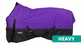 Waterproof Poly Turnout Blanket, Med/Heavy
