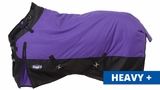 Waterproof Poly Turnout Blanket w/ Adjustable Snuggit Neck, Heavy