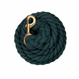 Weaver Colored Cotton Lead Ropes 35-1910