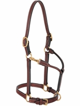 Weaver Double Buckle Crown Halter