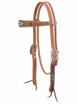 Weaver Native Spirit Browband Headstall 10-0403