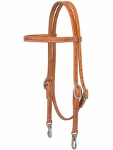 Weaver ProTack Browband Trainer Headstall 10-0076