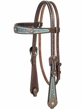 Weaver Savannah Browband Headstall 10-0420