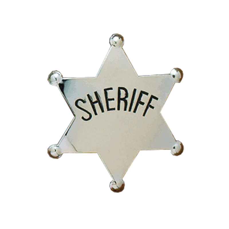 Western kids sheriff badge 2820436 pronofoot35fo Images