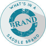 What's in the name of a saddle brand?