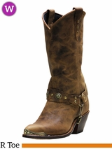 Women's Abilene Brown Slouch Boots 4528