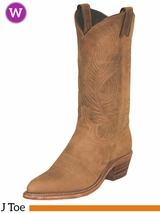 Women's Abilene Tan Distressed Western Boots 9057