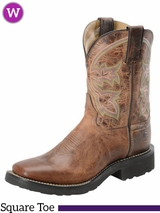 Women's Double-H Super-Lite Roper�Boots DH2102