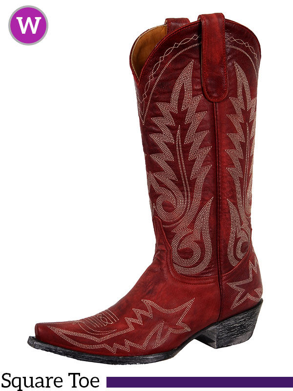 Buy Online Women Old Gringo Nevada Heavy Red Free Shipping BOTH Ways boots dl0w Jdl0