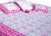 Tilonia Home: Queen Duvet Set - Belle Isle Pink
