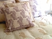 Tilonia Home: Queen Duvet Set - Fancy Paisley in Plum