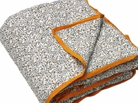 Tilonia Home: Queen Quilt - Golden Berries