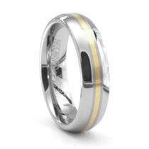 ARTCARVED ® Tungsten Ring - CORUS