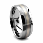 ARTCARVED Tungsten Ring - CORONA