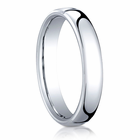 BENCHMARK 4.5mm Cobalt Chrome Wedding Band