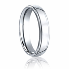 BENCHMARK 5mm Cobalt Chrome Wedding Band