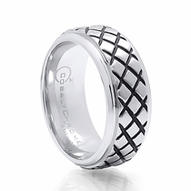 BENCHMARK Cobalt Chrome Ring Graf