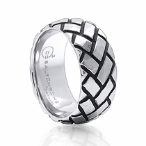 BENCHMARK Cobalt Chrome Ring Mason