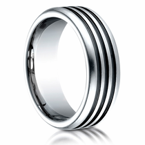 BENCHMARK Cobalt Chrome Ring Prazise