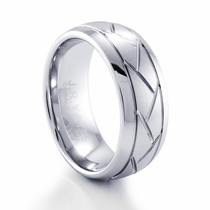 CHAD  Cobalt Ring by J.R. Yates