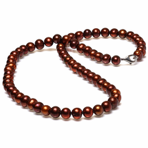 Chocolate Pearl Strand