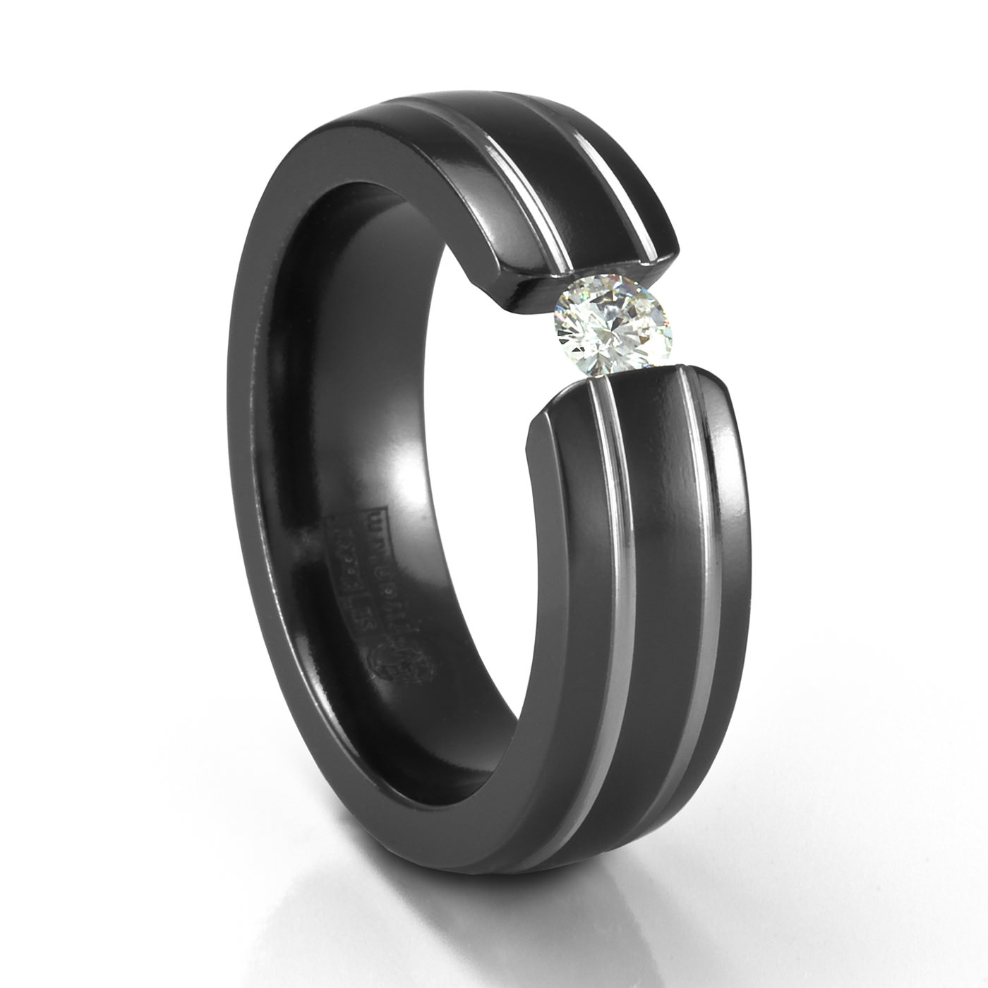 a engagement ring diamond wide settings world of setting and with the wonderful tension rings set loyes nessa