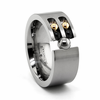 EDWARD MIRELL Titanium Ring from the Active Collection