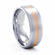 ELDEN Cobalt Chrome Ring by Heavy Stone Rings