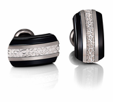 EM Black Mediterranean Cuff Links