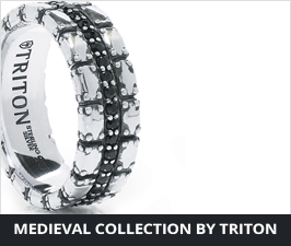 Mens Medieval Jewelry