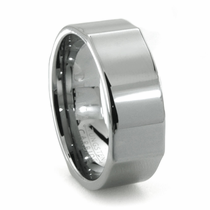 PALCO SquaredTungsten Ring by DIANA