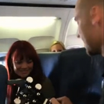 Proposal at 36,000 Feet