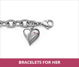 Titanium Bracelets For Her