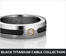 Titanium Cable Jewelry