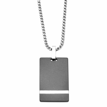 Triton RAW Dog Tag Necklace