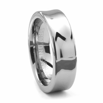 TRITON� Tungsten Wedding Band - RIPPLE
