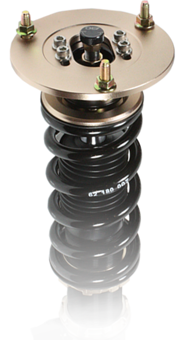 BC Racing BR Type Coilover for 02-07 Subaru WRX GDB