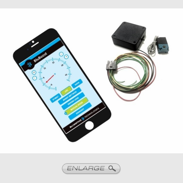 Bluevantage Bluetooth Universal Boost Controller