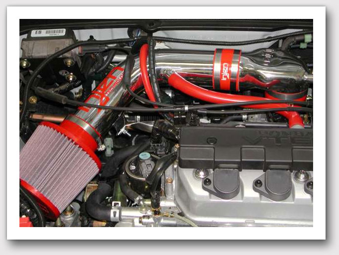 92 Honda Civic Dx Engine