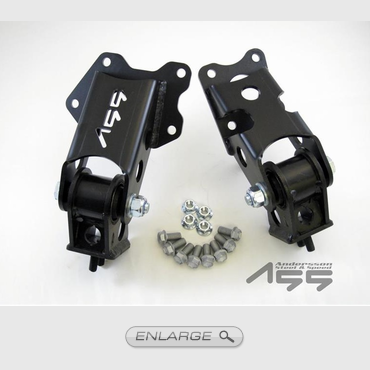 FRS/BRZ 2JZ Swap Engine Mounts