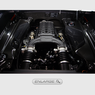 Lamborghini gallardo supercharger