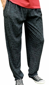 Crazee Wear Classic Relaxed Fit Baggy Pants- Diamond