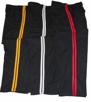 Gold's Gym Double Striped Pants- Style GGXDK