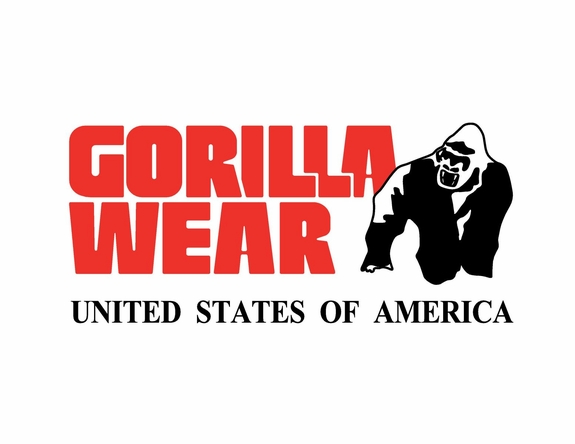 Gorilla Wear Taos T Shirt Bodybuilding Fitness