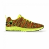 Gorilla Wear Brooklyn Knitted Sneakers - Neon Mix