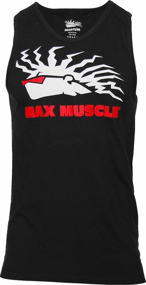 Max Muscle Athelete Tank Top