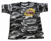 NPC Camo T-Shirt with Bicep Logo