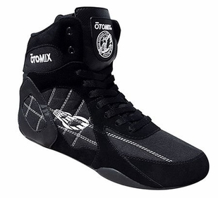 Otomix Black Ninja Warrior Bodybuilding Combat Shoe-M/F3333